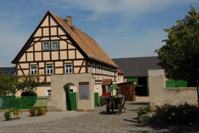 Führung im Bauernmuseum Zabeltitz - Stadt Grossenhain